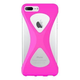 【iPhone8 Plus/7 Plusケース】Palmo 落下防止シリコンケース ピンク iPhone 8 Plus/7 Plus_1