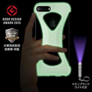 Palmo 落下防止シリコンケース 蓄光 iPhone 8 Plus/7 Plus