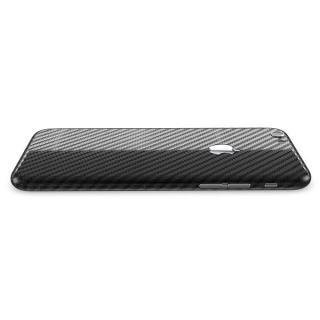 【iPhone6ケース】カーボン調 プレミアムスキンシール ブラック iPhone 6 スキンシール_1