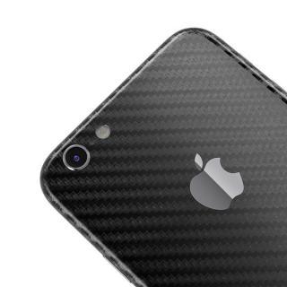 【iPhone6ケース】カーボン調 プレミアムスキンシール ブラック iPhone 6 スキンシール_3