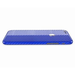 【iPhone6ケース】カーボン調 プレミアムスキンシール ブルー iPhone 6 スキンシール_1