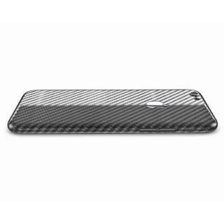 【iPhone6ケース】カーボン調 プレミアムスキンシール ガンメタル iPhone 6 スキンシール_1
