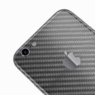 【iPhone6ケース】カーボン調 プレミアムスキンシール ガンメタル iPhone 6 スキンシール_3