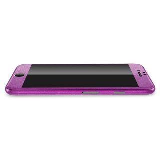 【iPhone6ケース】ラメ入り プレミアムスキンシール グリッターパープル iPhone 6 スキンシール_2