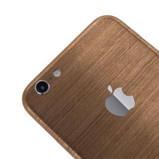 【iPhone6ケース】メタル調 プレミアムスキンシール ブラッシュドコッパー iPhone 6 スキンシール_3