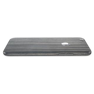 【iPhone6ケース】ウッド調 プレミアムスキンシール ダークエボニー iPhone 6 スキンシール_1