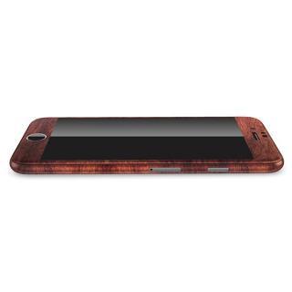 【iPhone6ケース】ウッド調 プレミアムスキンシール マホガニー iPhone 6 スキンシール_2