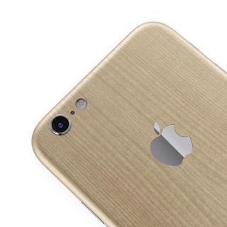 【iPhone6ケース】ウッド調 プレミアムスキンシール メープル iPhone 6 スキンシール_3