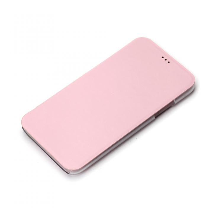 iJacket 手帳型ケース ピンク iPhone X