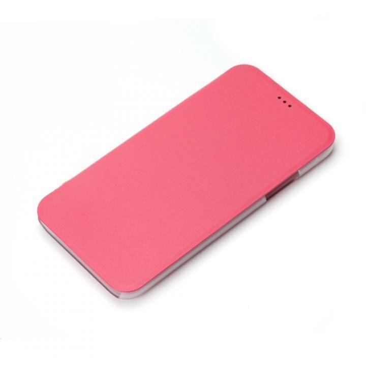 iPhone XS/X ケース iJacket 手帳型ケース ホットピンク iPhone XS/X_0