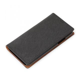 iPhone XS/X ケース iJacket 手帳型ケース ブラック iPhone XS/X