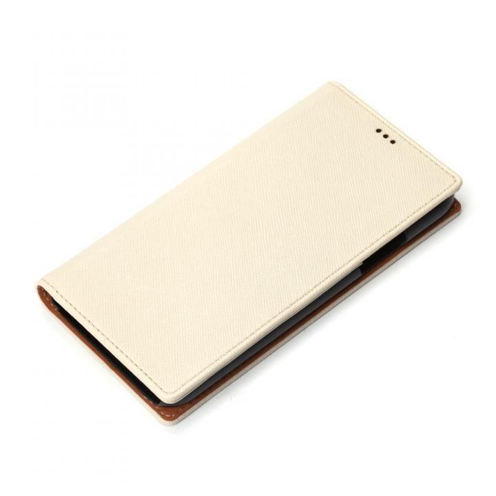 iPhone XS/X ケース iJacket 手帳型ケース ホワイト iPhone XS/X_0
