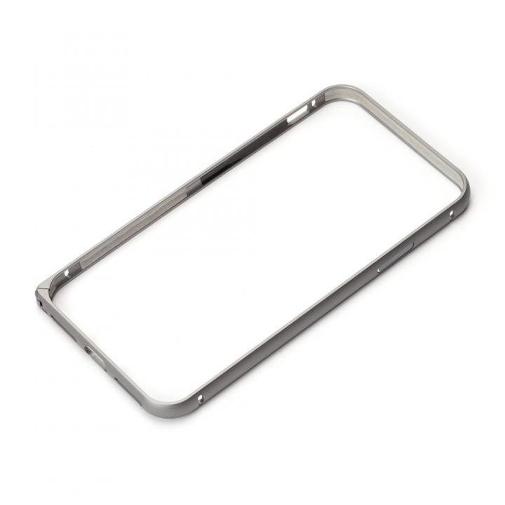 【iPhone XS/Xケース】Premium Style アルミバンパー ワンプッシュボタン ブラック iPhone XS/X_0