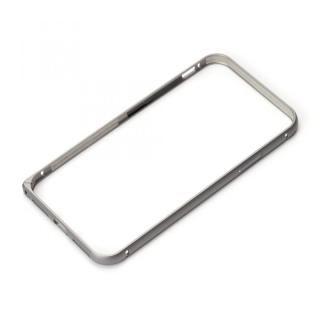 【iPhone XSケース】Premium Style アルミバンパー ワンプッシュボタン ブラック iPhone XS/X