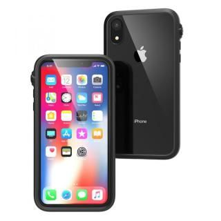 iPhone XR ケース カタリスト 衝撃吸収ケース ブラック iPhone XR