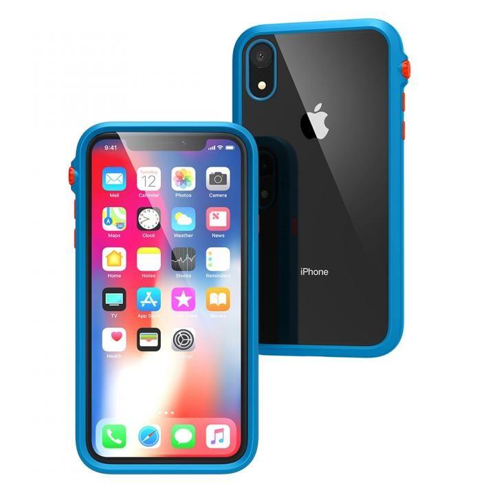 iPhone XR ケース カタリスト 衝撃吸収ケース ブルーリッジ iPhone XR_0