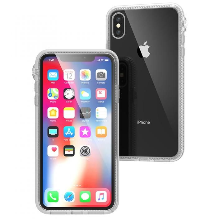 iPhone XS Max ケース カタリスト 衝撃吸収ケース クリア iPhone XS Max_0