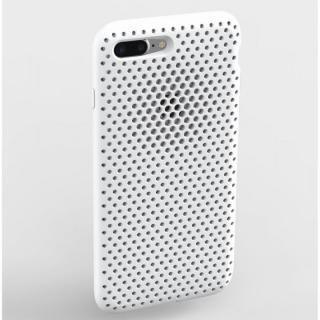 エラストマー AndMesh MESH CASE ホワイト iPhone 8 Plus/7 Plus