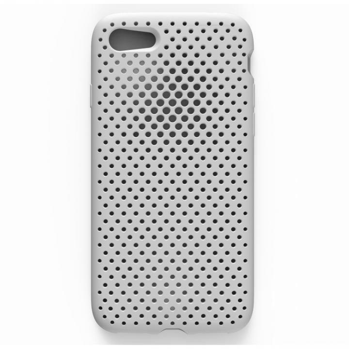 iPhone8/7 ケース エラストマー AndMesh MESH CASE ホワイト iPhone 8/7_0