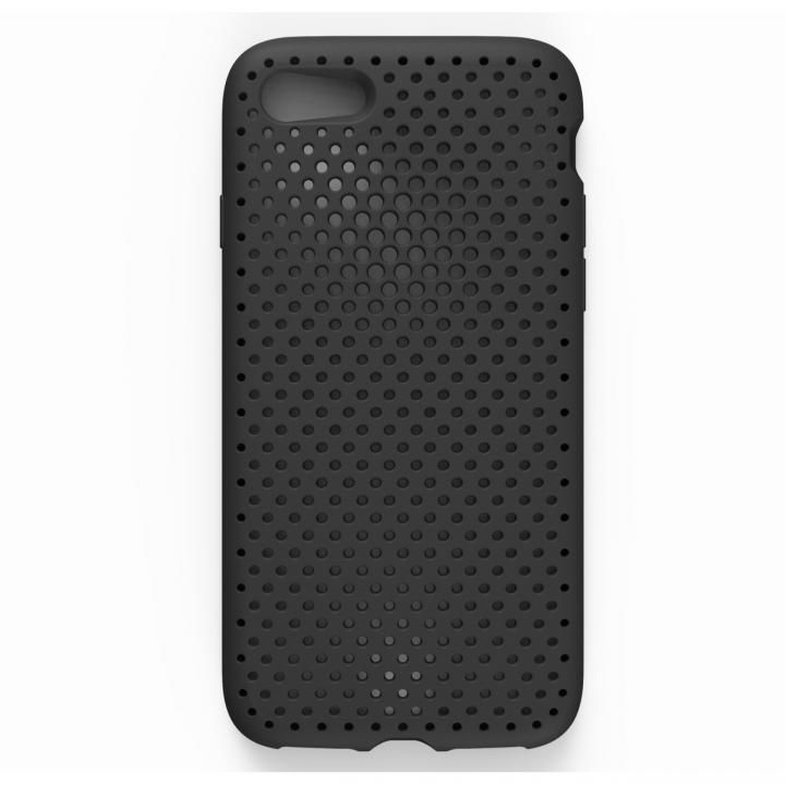 【iPhone8/7ケース】エラストマー AndMesh MESH CASE ブラック iPhone 8/7_0