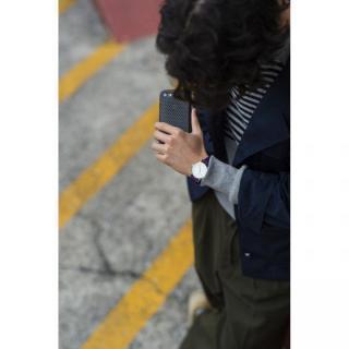 【iPhone8/7ケース】エラストマー AndMesh MESH CASE ブラック iPhone 8/7_1