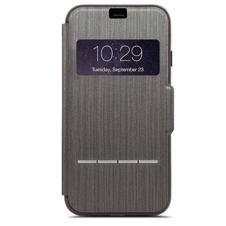 moshi SenseCover 手帳型ケース ブラック iPhone 7 Plus