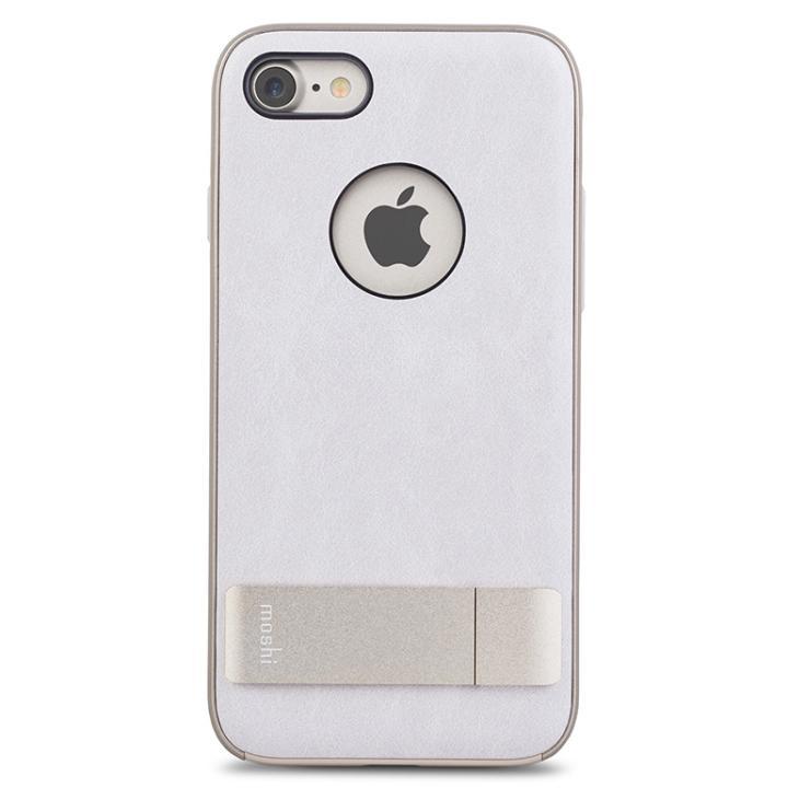 【iPhone7ケース】moshi Kameleon キックスタンドケース ホワイト iPhone 7_0
