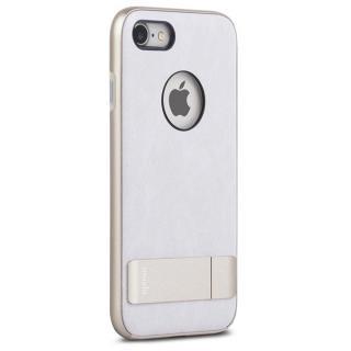 【iPhone7ケース】moshi Kameleon キックスタンドケース ホワイト iPhone 7_2