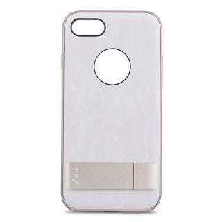 【iPhone7ケース】moshi Kameleon キックスタンドケース ホワイト iPhone 7_5