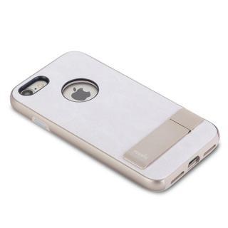 【iPhone7ケース】moshi Kameleon キックスタンドケース ホワイト iPhone 7_7