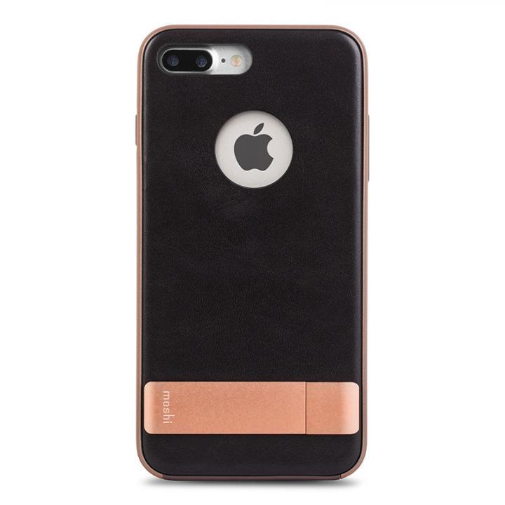 【iPhone7 Plusケース】moshi Kameleon キックスタンドケース ブラック iPhone 7 Plus_0