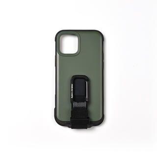 iPhone 12 mini (5.4インチ) ケース WanderCase iPhone 12 mini Green