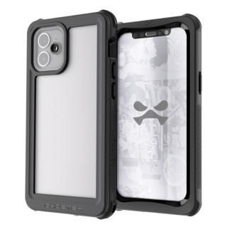 iPhone 12 / iPhone 12 Pro (6.1インチ) ケース ノーティカル3 IP68/防水/防雪/防塵ケース クリア iPhone 12