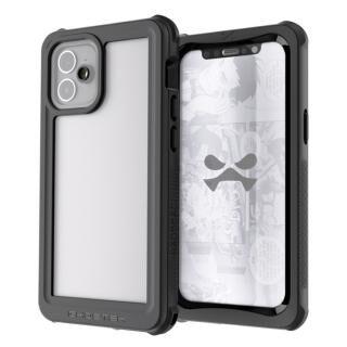 iPhone 12 / iPhone 12 Pro (6.1インチ) ケース ノーティカル3 IP68/防水/防雪/防塵ケース クリア iPhone 12【12月下旬】