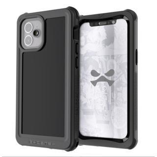 iPhone 12 / iPhone 12 Pro (6.1インチ) ケース ノーティカル3 IP68/防水/防雪/防塵ケース ブラック iPhone 12