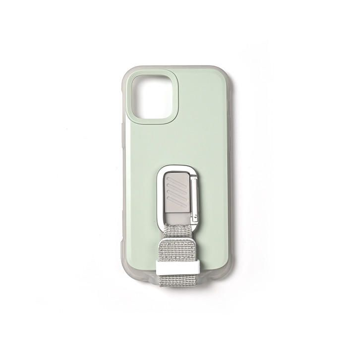 WanderCase iPhone 12 mini Light green_0