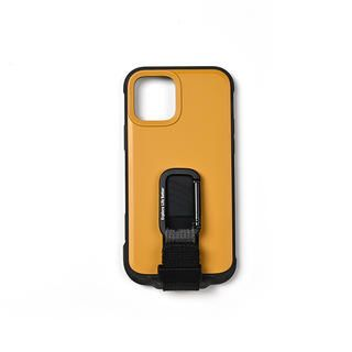 iPhone 12 mini (5.4インチ) ケース WanderCase iPhone 12 mini Yellow