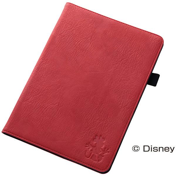 ディズニー・レザージャケット(合皮) ミニー iPad Air 2ケース_0