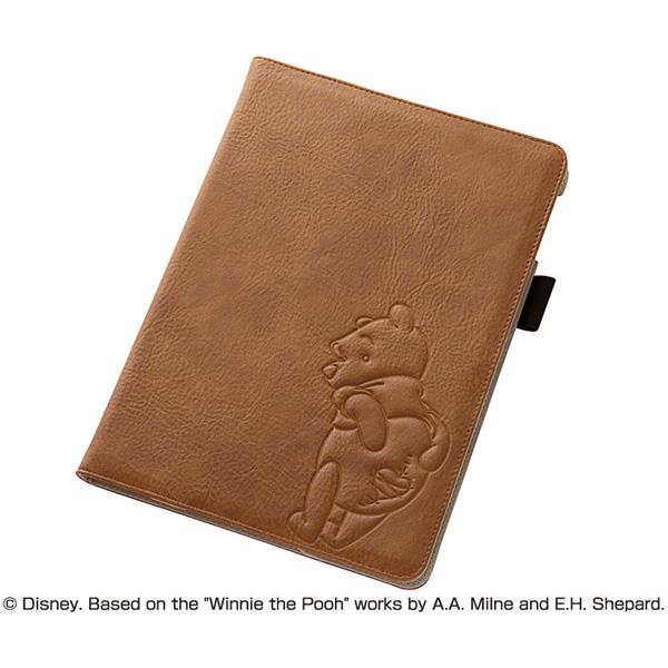 ディズニー・ポップアップ・レザー プー iPad Air 2ケース_0