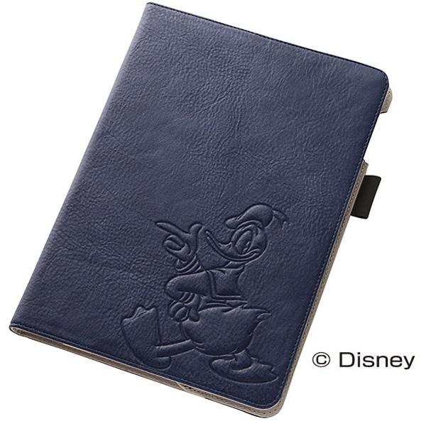 ディズニー・ポップアップ・レザー ドナルド iPad Air 2ケース_0