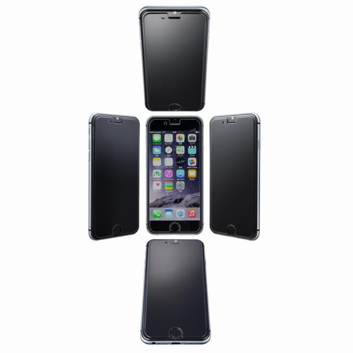 iPhone6s Plus/6 Plus フィルム [0.33mm]GRAMAS 360°覗き見防止強化ガラス iPhone 6s Plus/6 Plus  EZig付き_0