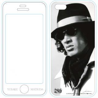 iPhone5用MUSIC SMARTPHONE PROTECTOR 松田優作6