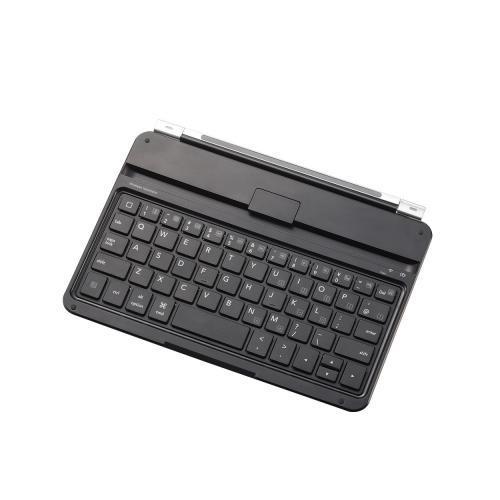 Bluetoothキーボード/iPad mini/2/3用/オートスリープ機能付/シルバー_0