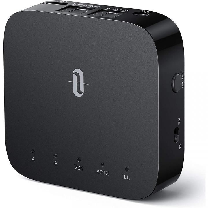 TaoTronics TT-BA09 Pro Bluetooth 5.0 トランスミッター レシーバー aptx-LL【12月下旬】_0