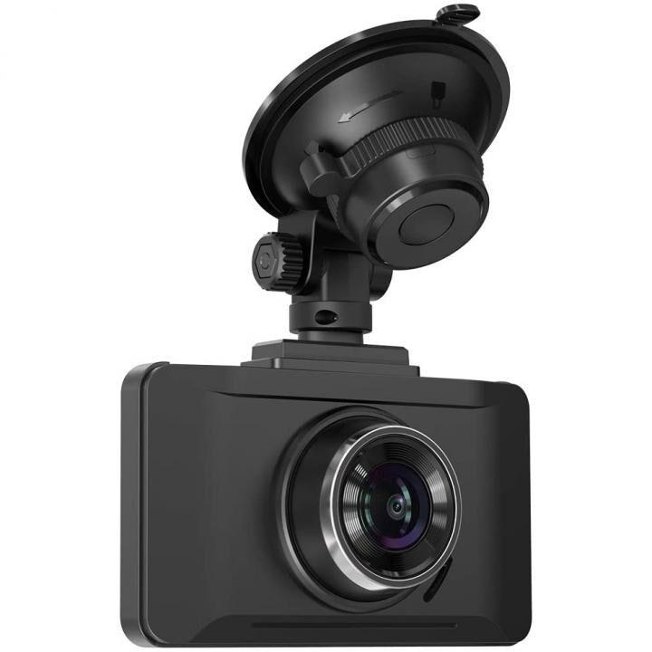 ドライブレコーダー 前後カメラ 1080P フルHD 高画質 WDR機能 駐車監視 動き検知 VAVA VA-VD006_0