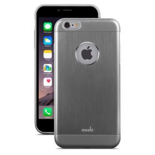moshi iGlaze Armour グレイ iPhone 6s Plus/6 Plusケース