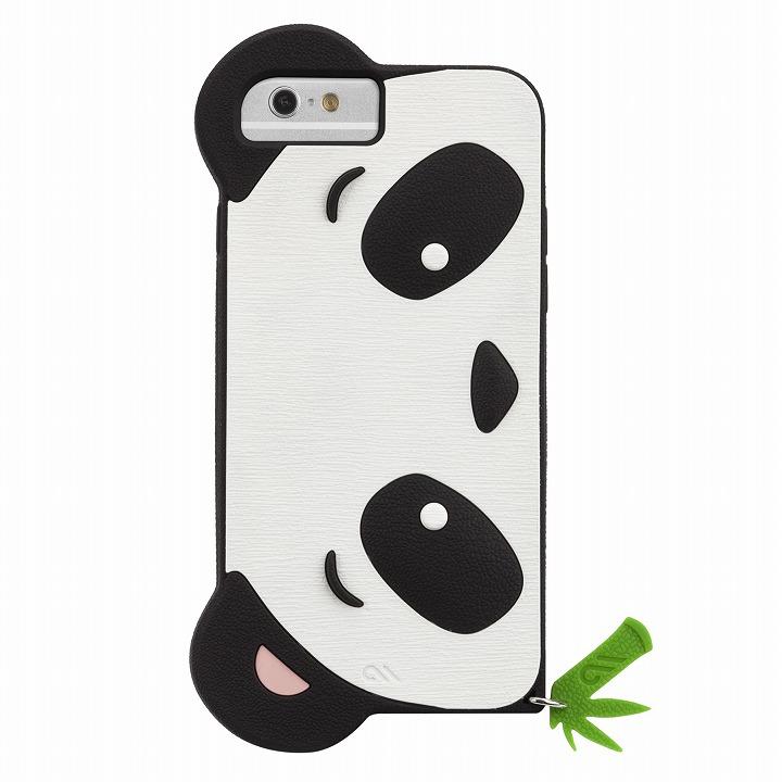 iPhone6s/6 ケース Creatures シリコンケース パンダ iPhone 6s/6ケース_0