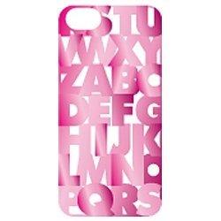 AtoZ ピンク iPhone SE/5s/5ケース