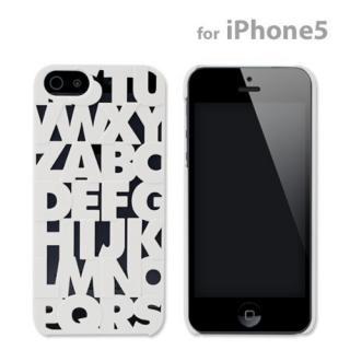 AtoZ ホワイト iPhone SE/5s/5ケース