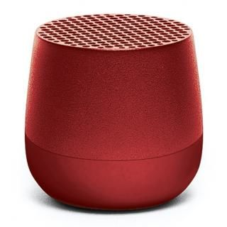 LEXON Bluetoothスピーカー mino レッド